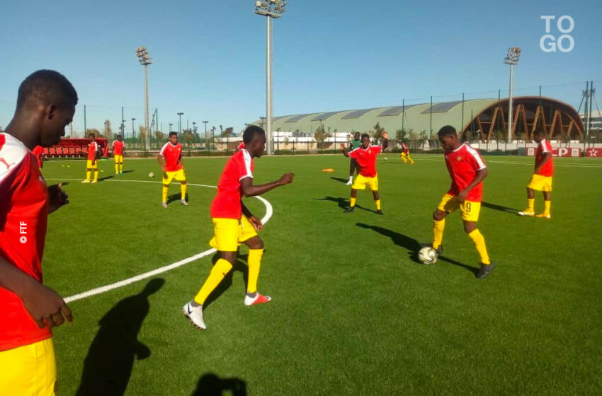 FOOTBALL | Stage satisfaisant pour les Eperviers juniors !